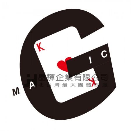 【晶輝團體制服】C0122-海洋大學魔術社班服