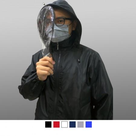【晶輝】C6000*拉錬可拆防護衣搭機組合包防護衣外套(現貨不用等)六色