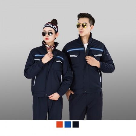 【晶輝】CH245-工廠汽車修護電焊耐髒耐磨長袖工作服(外套)