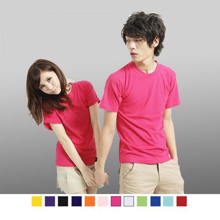【晶輝】F0170-MIT圓領素面涼爽吸濕排汗衫