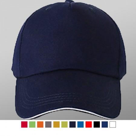 【晶輝團服制服】LS-0901*全棉氣孔帽,街舞帽,平板帽,訂做客製配色都可以