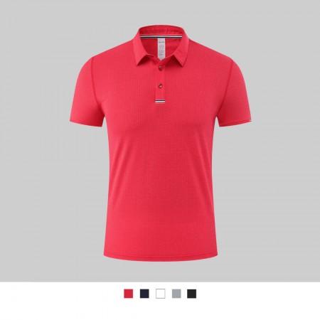 【晶輝】LSS285-配色素面POLO衫