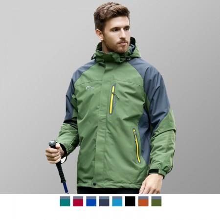 【晶輝團服制服】MF002*經典二件式防風防潑水衝鋒外套(似GORE-TEX)可單買/ 代印公司LOGO