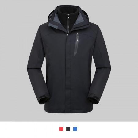 【晶輝】SS1623-經典二件式防風防潑水衝鋒外套(似GORE-TEX)